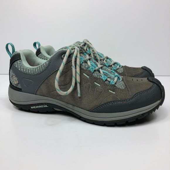 Merrell Shoes - Merrell Zeolite Serge Women's Hiking Trail Shoes